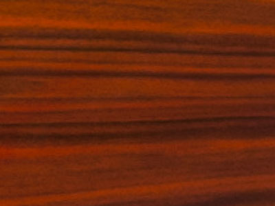 Rosewood veneer with clear matt piano lacquer